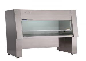 China ULPA Filter Laminar Airflow Workbench Purification Table With LED Display on sale