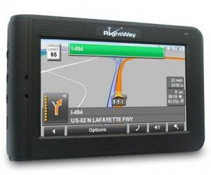 China 5 navegador del vehículo de los gps con bluetooth+FM+AV-in on sale