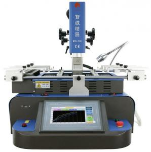 China Easy to use WDS-580 infrared repair laptop bga machine for motherboard rework on sale