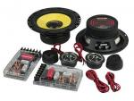 6.5 Inch 2 Way Component Car Speakers 4 Ohm , 75W RMS Power