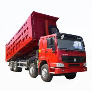 China Sinotruk Ethiopia Heavy Duty Dump Truck 18 Cubic Meter 30T Left Hand Drive on sale