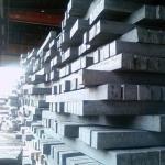 billetes de acero, arrabio, hierro en lingotes, lingote de acero, acero