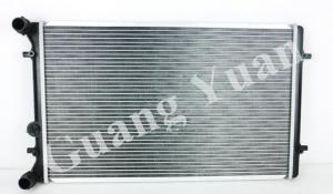 China Volkswange Aluminum Truck Radiators For SKODA OCTAVIA 16 / 26 Mm Core Thickness wholesale