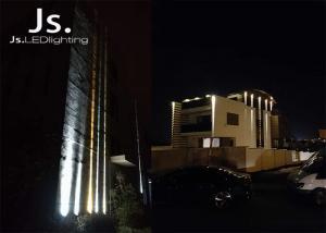 China Aluminum Building Facade Led Lighting , House / Home / Hotel Facade Lighting100-240V on sale