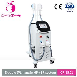 double Magneto-optical IPL handle Germany Xenon lamp for hair
