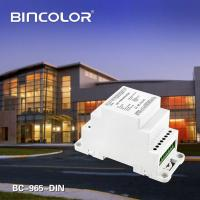 5CH Power Repeater ,DIN Rail high frequency  constant voltage LED repeater