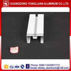 Extrusion aluminium profile for windows and doors to