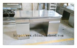 China Factory Price designing Stainless Steel Lab Furniture Laboratory Side Bench on sale