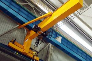 China Wall Rail Jib Cane Model: BB  Application: Assembly workshop, production line, etc. on sale
