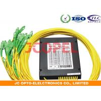Optical Fiber Coupler Single Mode 1550nm Coupler Module SC / APC connector