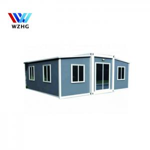 China well custom design morden australia expandable container house 40 ft on sale