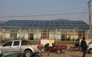 China 5KW off  grid solar power system on sale