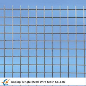 China Stainless Steel 304 Welded Wire Mesh |1x1x10gaugex10ft~100ft on sale