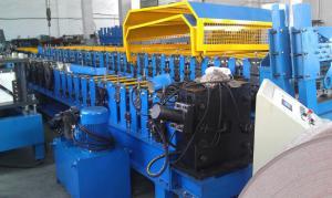 China A cor revestiu o rolo de aço de Donsponut da água de chuva que forma a máquina portátil automática do equipamento on sale