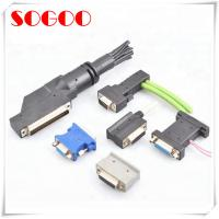 China D-Sub Cable Assemblies With Micro D Sub Female To Male Connector on sale