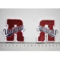 China Custom Sequins Patch / Clothing Applique Embroidered For Children Clothing Ornament on sale