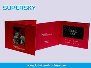 China 1024x600 Pixel Video Production Brochure 8O 2W Speaker Mini USB Charging on sale