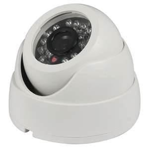 China 630TVL Vandal-proof Closed Circuit speed dome Waterproof IR infrared Camera on sale
