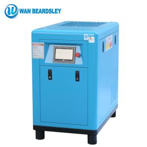 China OEM Industrial Portable Air Compressor , Custom Oil Injected Air Compressor on sale