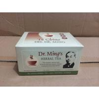 China Dr Ming Weight Loss Tea , Natural Herbal Slimming Tea Fastly Burning Fat on sale