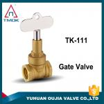 Dn15 Brass Lockable Ball Valve with Stainless Steel Handle Key Lockable Gate Valve