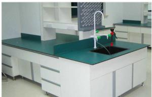 China All Steel Structure Science Lab Bench , Dental Laboratory Anti Static Workbench on sale