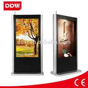 China 47inch network floor standing digital signage,standing lcd advertising player on sale