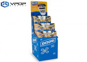 China POP Cardboard Displays Stand cups display box  For Supermarket Promotion/Retail on sale