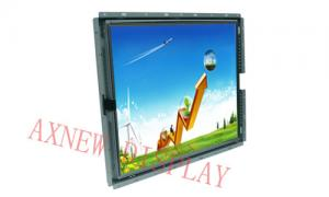 China Advertising Industrial Touch Screen Computer 17'' Open Frame Type 1024x768 for Automatic System on sale