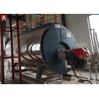 Oil Fired Steam Boiler Diesel Boiler 200 Kg 500Kg Hr Using In Food Industry