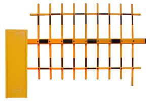 China Outdoor Intelligent Traffic Barrier Gate For Vehicle Control System on sale
