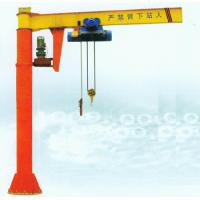 High Efficiency KS Lifting Crane With Electric Hoist