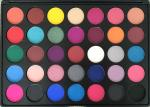 35 Color Eyeshadow Palette Private Label , Makeup Cosmetics Eye Shadow