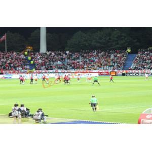 China Brightness ≥  1600cd / ㎡ Stadium LED Display with Steel / Aluminum Cabinet on sale