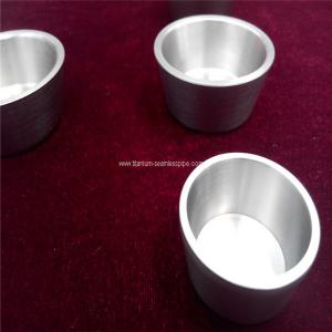 China Tungsten crucible on sale