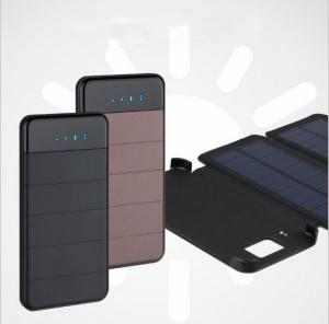 China Plastic ABS Solar Powered Battery Charger Rohs Window Backpack Cover Cell Usb Interface on sale