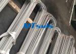 ASTM A213 / ASTM A269 TP304L Heat Exchanger Stainless Steel Tube For Fluid and Gas
