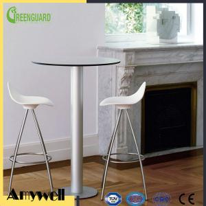 amywell factory processing round compact formica top kitchen tables rh szamywell sell everychina com