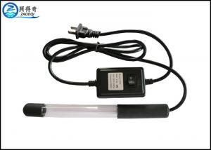 China Submersible Fish Aquarium Accessories , Fish Tank UV Sterilizer 9W UVC Lamp on sale