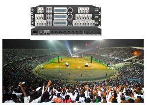 China Pro Dj Equipment Mixer Digital Sound Processor Big Event System OEM / ODM on sale