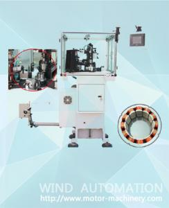 China BLDC Stator winder needle winding(Best sold) on sale