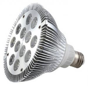 China 12W E27 PAR38 led lighting on sale