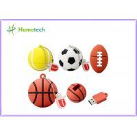 Basketball Sport Customized USB Flash Drive Memory Stick  4GB 8GB 16GB 32GB