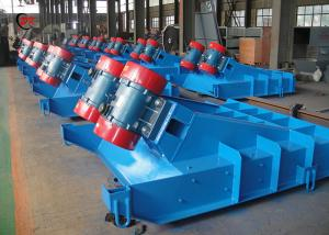 China Vertical Component Vibratory Screen Separator And Vibrating Grizzle Feeder Coal Feeder on sale