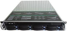 China SVR-2UC612 2u Rack Mount Computer On Shelf Server E5-2600 Series V3 V4 Xeon CPU on sale