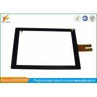 Electronic Catalog 10 Point Capacitive Touch Screen With USB / RS232 Controller