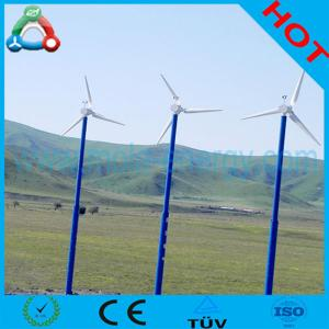 China Wind And Solar Panel Hybrid Electric Generating System on sale