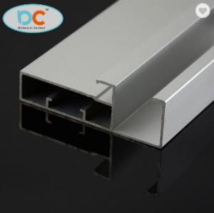 China Custom kitchen g handle aluminum profile /  extruded aluminum profile on sale
