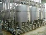 Sealed Chemical Engineering  Milk Processing Equipment System 904L