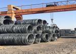 5.5mm 1860Mpa ISO9001 Hot Rolled Steel Wire Rod